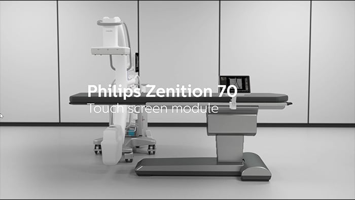 Zenition 70 Touch Screen Module video