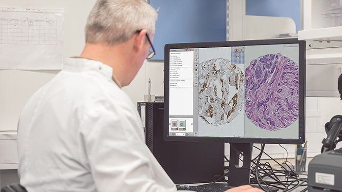 Managing Pathology Data in an AI World