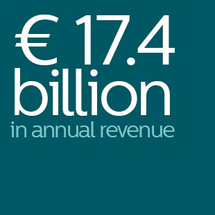 €17.4 billion in annual revenue