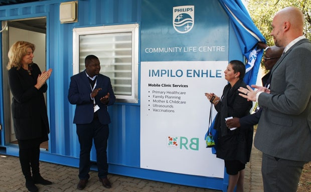 inaugurates-south-africa-first-mini-community-life-centre