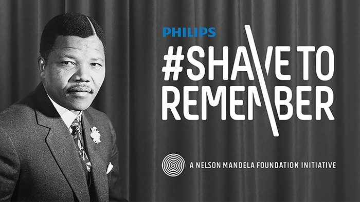 Mandela - Shave to remember